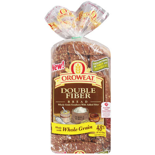 Orowheat Double Fiber Bread