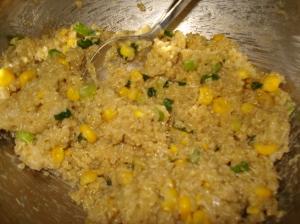 Quinoa Mixture