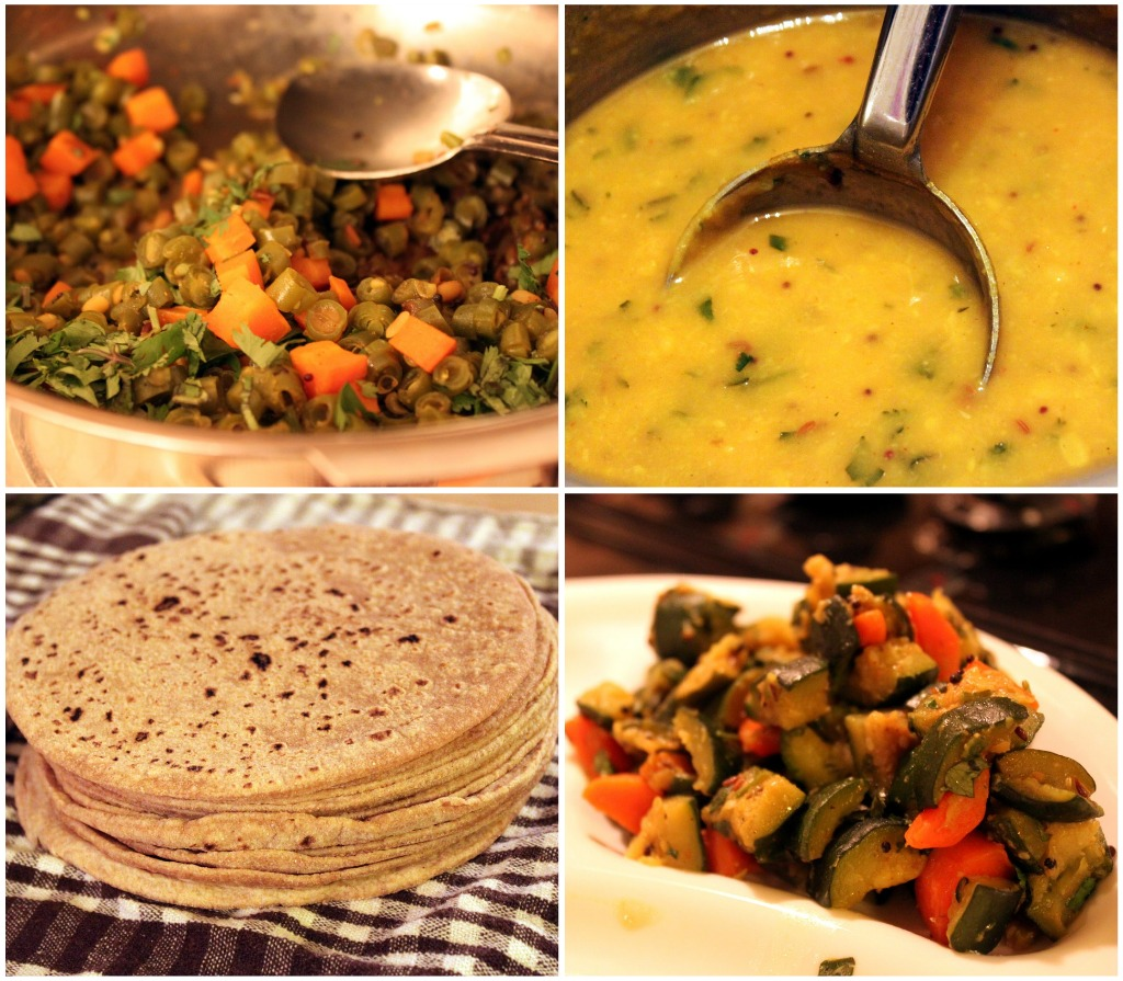 Five Easy Healthy Flavorful Indian Recipes
